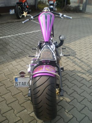 star 69 V-Twin