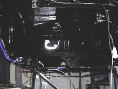 Mercury Cougar komplette Restoration