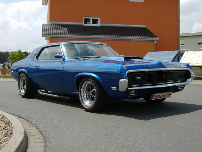 1969 Ford Mercury Cougar XR-7
