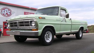 Ford F100 Import