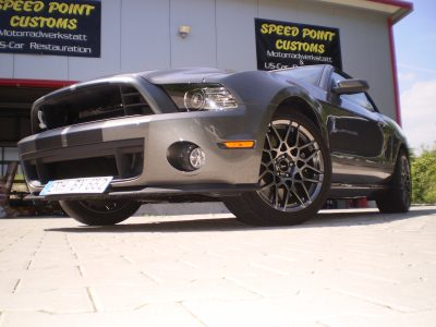Ford Mustang Shelby GT 500 Import