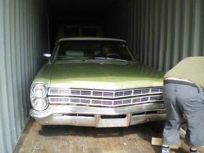 Ford Galaxie 390 FE Import