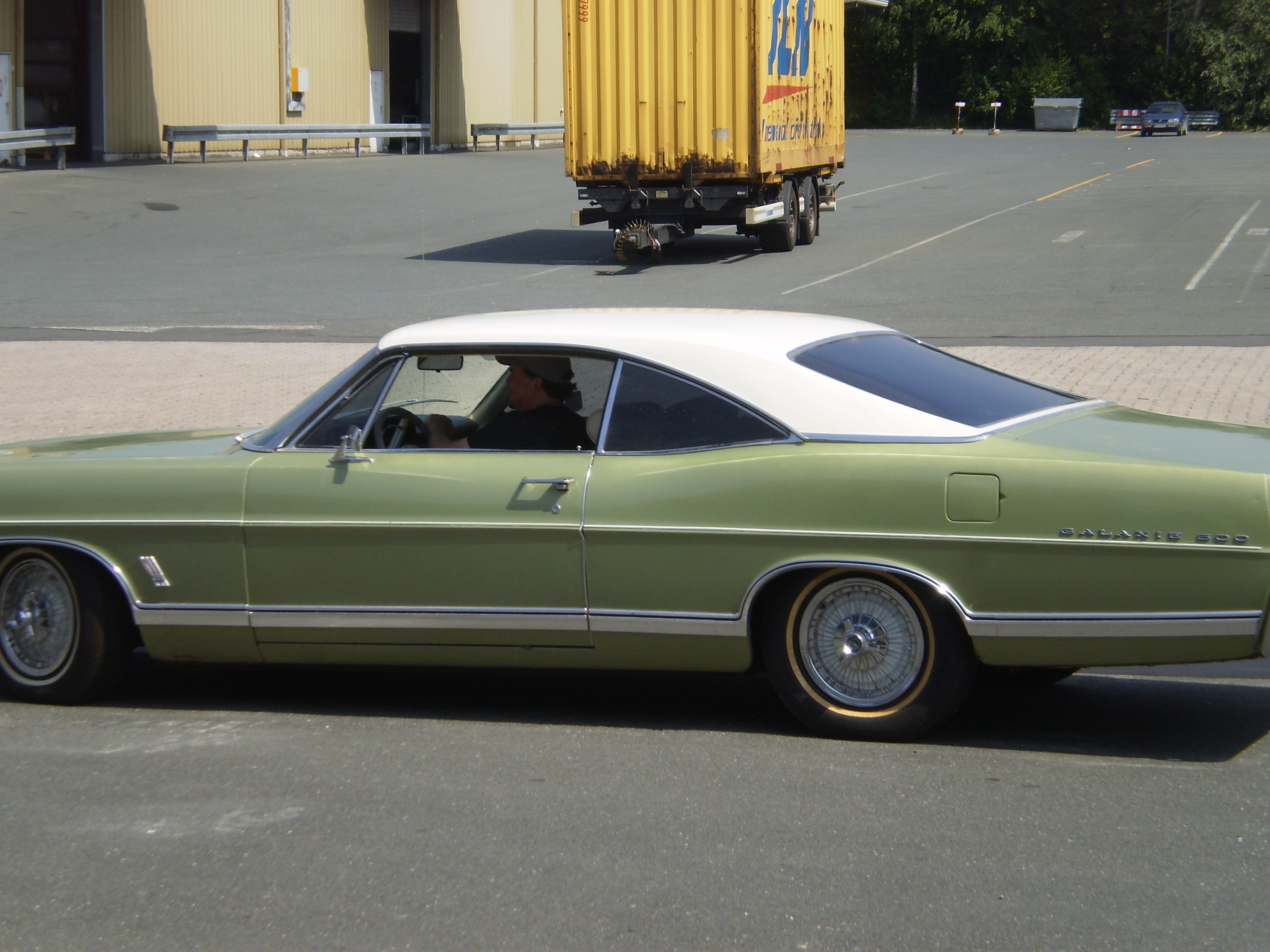 1967 Ford Galaxie 390 FE