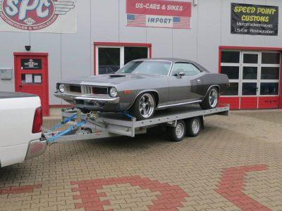 Plymouth Barracuda Instandsetzung
